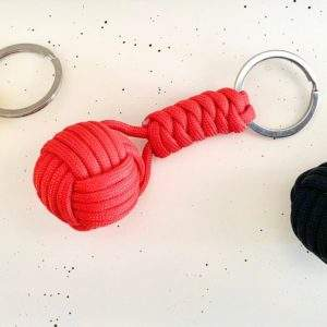 Paracord Keying Red