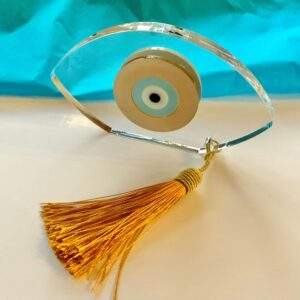 Plexi Glass Evil Eye Gift