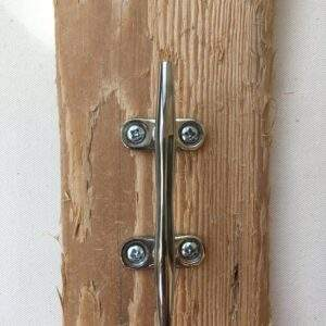 Driftwood Wall Hanging Boat Cleat