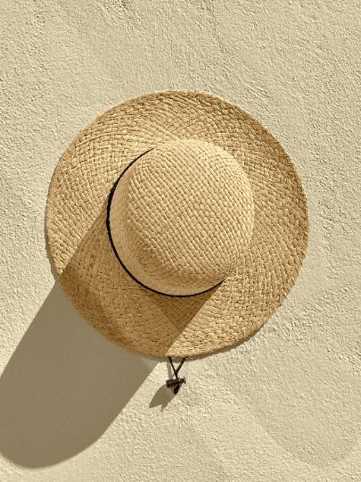 Explorer Raffia Straw Hat
