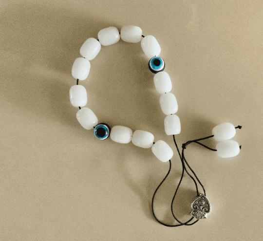 Eye Worry Beads