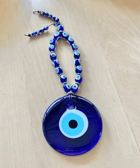 evil eye & Worry beads