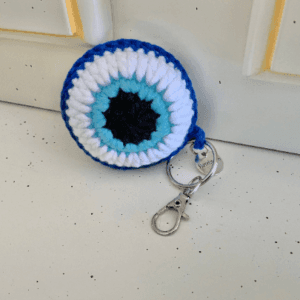 Lucky Eye Keyring
