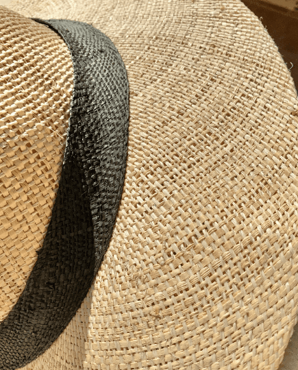 Men's Summer Trilby Hat