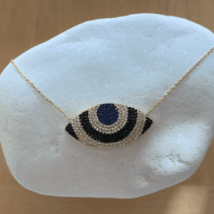 Eye Charm Necklace