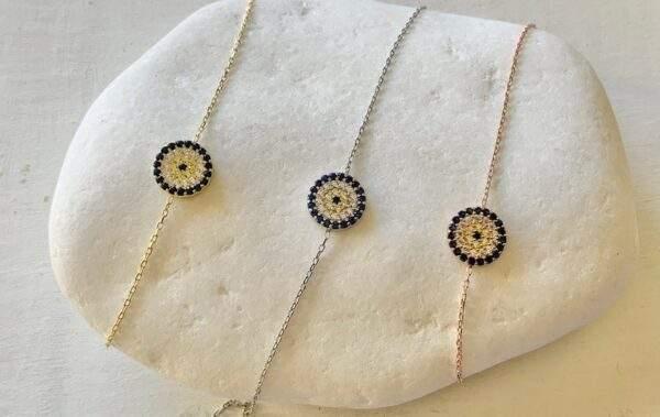 Evil Eye Charm Bracelets