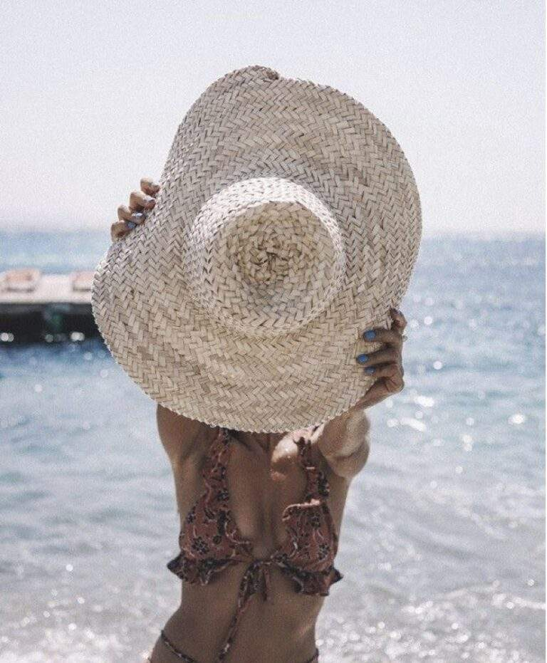 Organic Raffia - Sustainable Hats