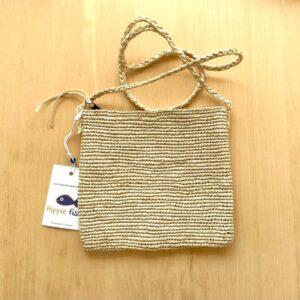 Straw handbag cross body bag